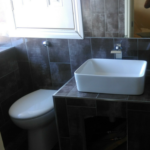 pride projects - bathroom - tiles