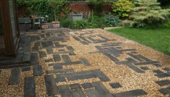 patio, garden, landscaper